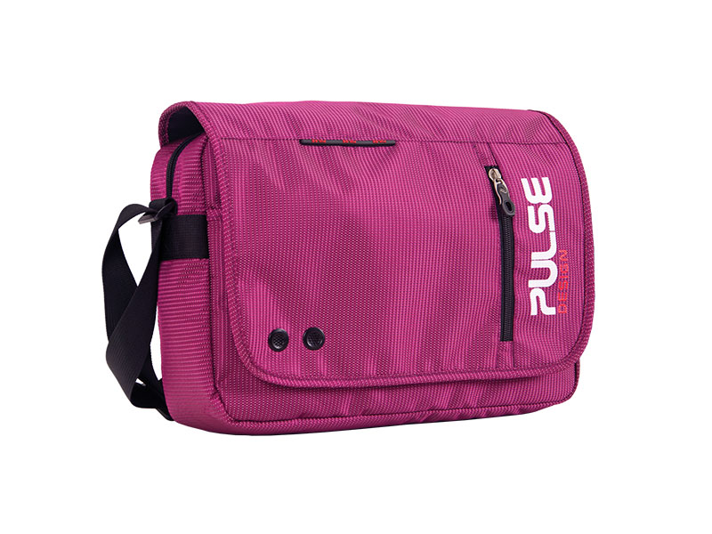 TORBA NA RAME PULSE SCATE PURPLE DOT