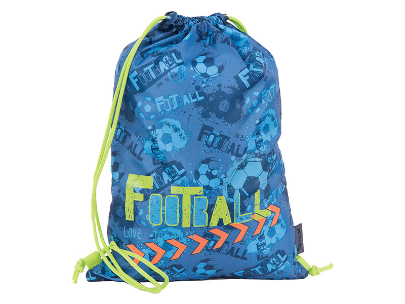 TORBA ZA FIZIČKO PULSE XL BLUE FOOTBALL
