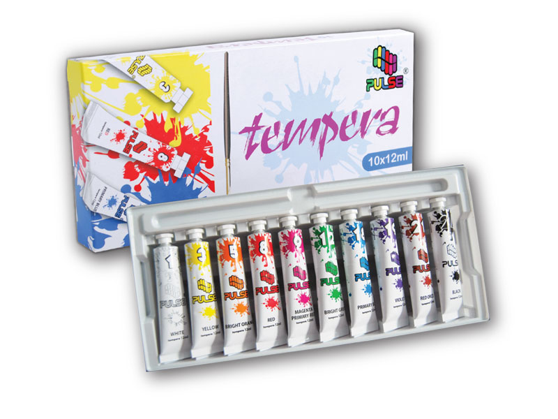 TEMPERA PULSE 10/1 12ml