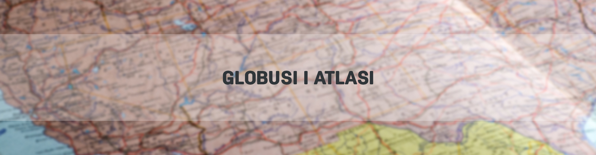 Atlasi i globusi za decu