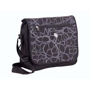 TORBA NA RAME PULSE BLACK