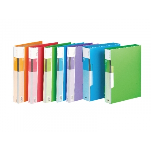 FASCIKLA DELI DISPLAY - CLEAR BOOK NEON 30 lista